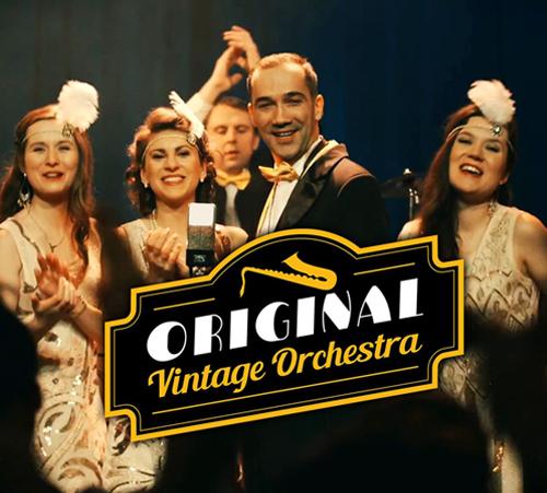 Original Vintage Orchestra - cover